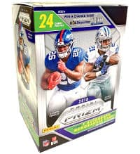 Panini 2018 Prizm NFL Football Cards - Blaster Box