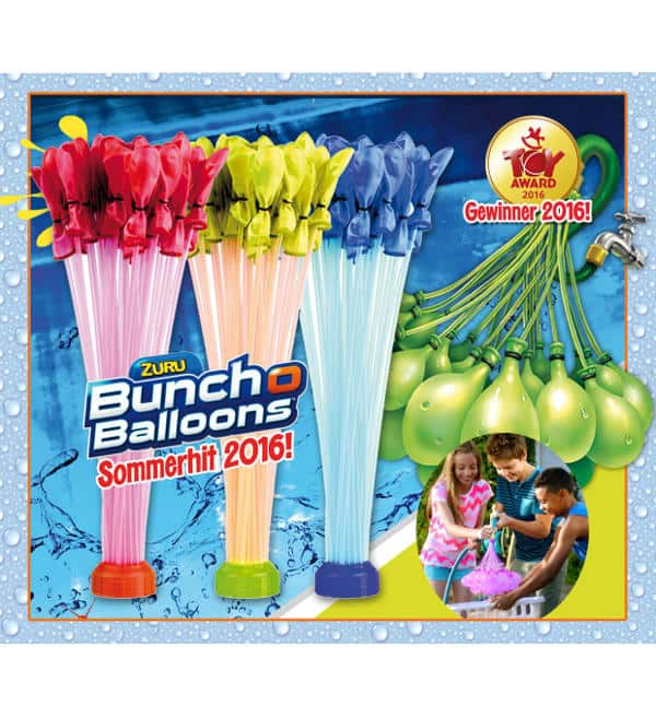 Bunch O Balloons - 100 Wasserbomben