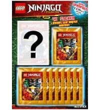 Lego Ninjago Legacy Sticker Nummer Nr 2 aus 289 Stickern Glitzersticker Holo