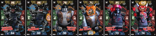 Lego Ninjago Serie 4 Sammelkarten Kaufen Ninjago Trading Cards