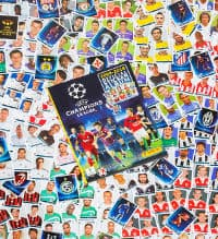 Panini Champions League 2009-2010 - alle Sticker + Album