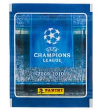 Panini Champions League 2009-2010 Sticker-Tüte