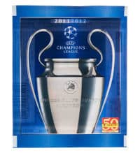 Panini Champions League 2011-2012 Sticker-Tüte