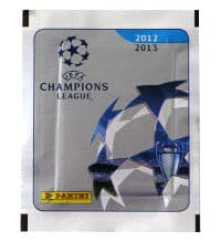 Panini Champions League 2012-2013 Sticker-Tüte