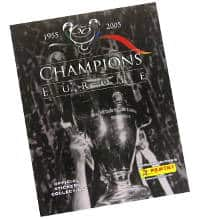 Panini Champions of Europe - Sammelalbum