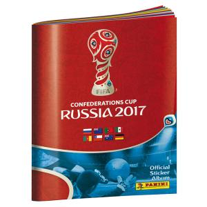 Panini Confed Cup 2017 Sticker-Album