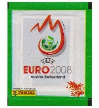 Panini Euro 2008 Tüte - Internationale Version