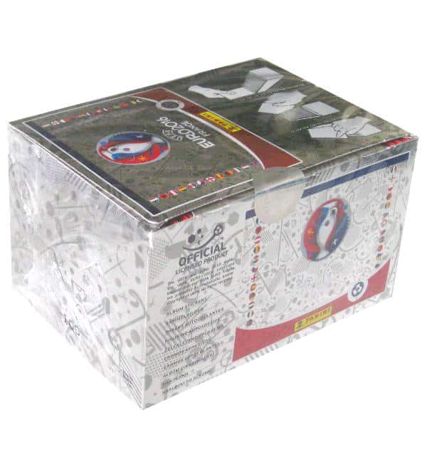 Panini EURO 2016 Schweiz Display