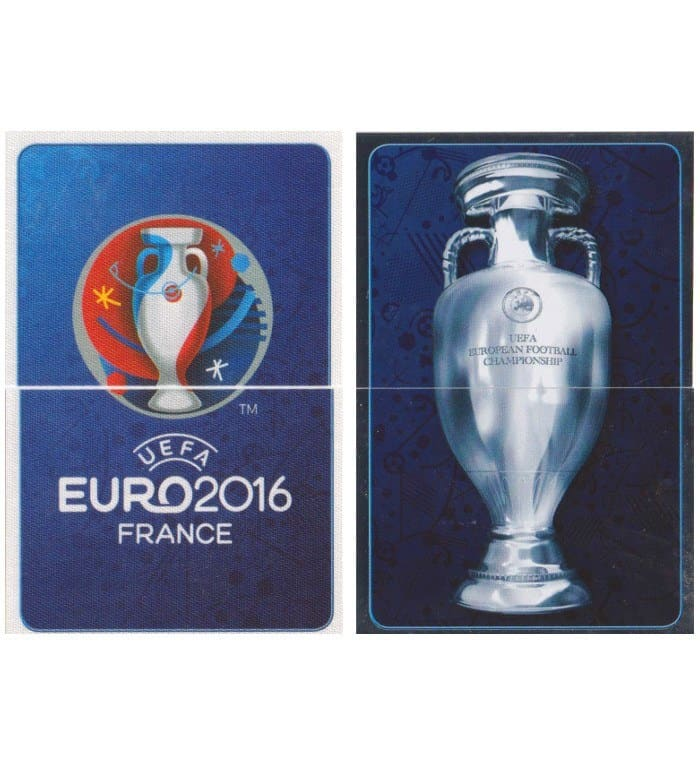 Panini EURO 2016 Schweiz Star Edition Intro