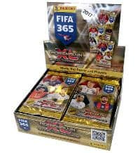 Panini FIFA 365 2017 Adrenalyn XL Display mit 24 Boostern