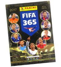 Panini FIFA 365 Sticker-Album 2017
