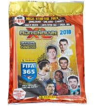 Panini FIFA 365 2018 Adrenalyn XL Starter Set
