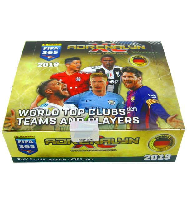 Panini FIFA 365 2019 Adrenalyn XL Box