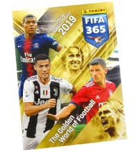Panini FIFA 365 2019 Sticker Album
