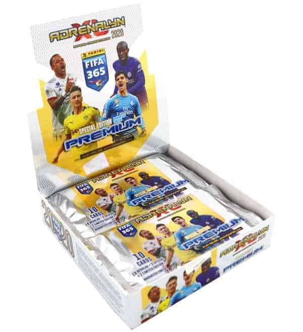Panini FIFA 365 2020 Adrenalyn XL Premium Display