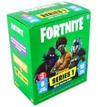 Panini Fortnite Trading Cards Serie 1 Mega Box