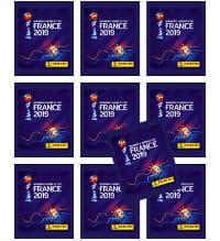 Team Panini Frauen WM 2019 Sticker 101 Deutschland