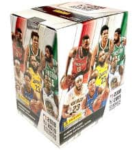 Panini NBA 2018 2019 Sticker - Display mit 50 Tüten