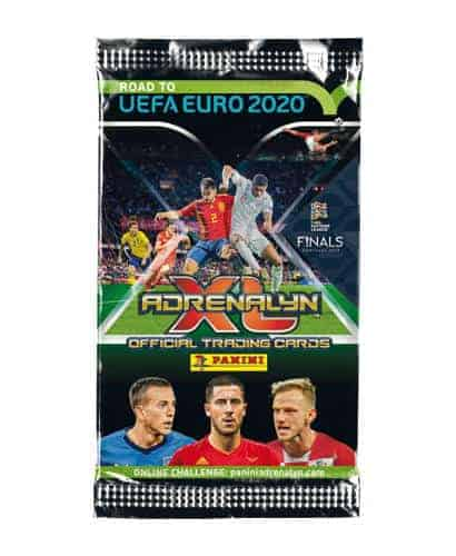 Panini Road to Euro 2020 Adrenalyn XL - Booster