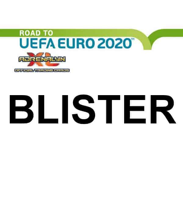 Panini Road to Euro 2020 Adrenalyn XL Blister Pack