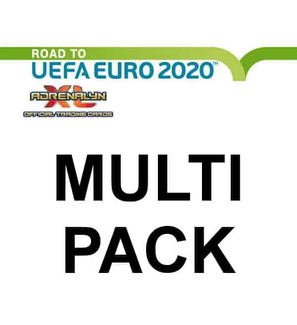 Panini Road to Euro 2020 Adrenalyn XL Multi Pack