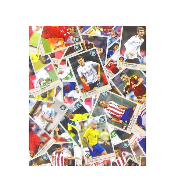 Panini Road to World Cup 2018 Komplettset