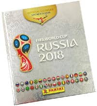 Panini Sticker Fußball WM 2018 Russia Nr 28 Nizhny Novgorod Poster Spielort NEU