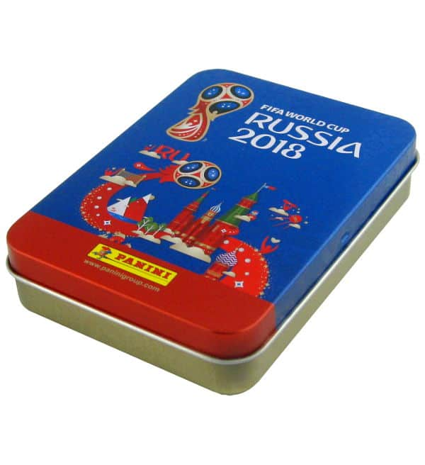 Panini WM 2018 Sticker - Tin Dose