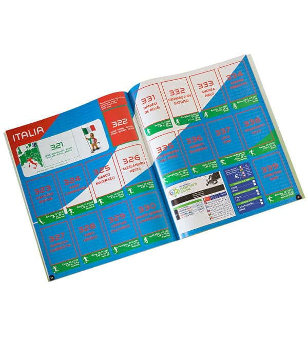Panini WM 2006 Sammelalbum 