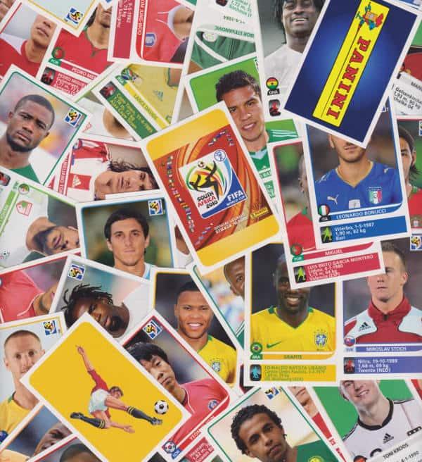 Panini Wm 2010 Update 80 Einzelsticker Stickerpoint