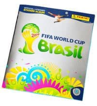 Panini WM Brasil 2014 Stickeralbum Swiss Edition