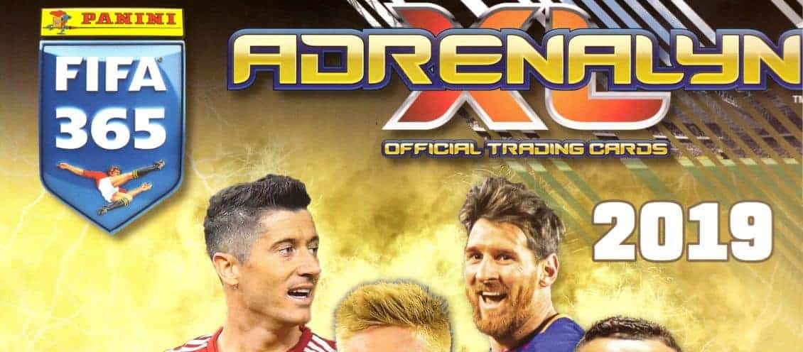 Panini FIFA 365 2018 2019 Adrenalyn XL