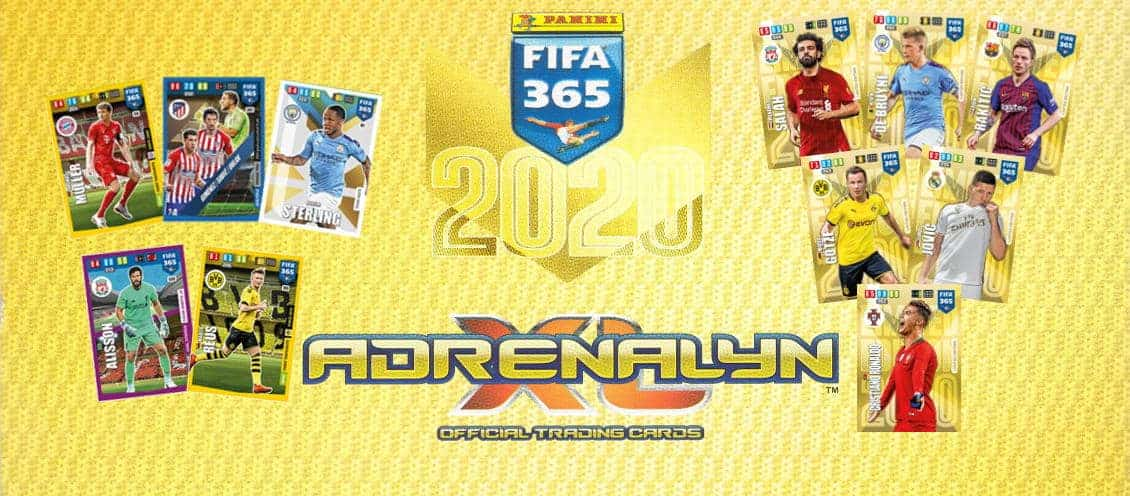 Panini FIFA 365 2020 Adrenalyn XL