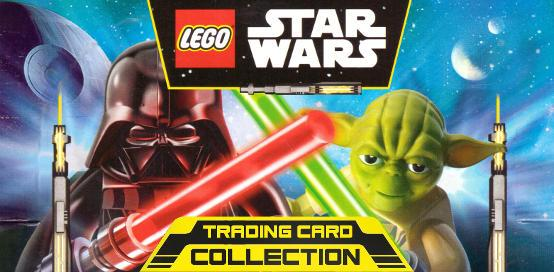 Lego Star Wars Trading Card Game