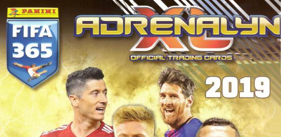 Panini FIFA 365 2019 Adrenalyn XL