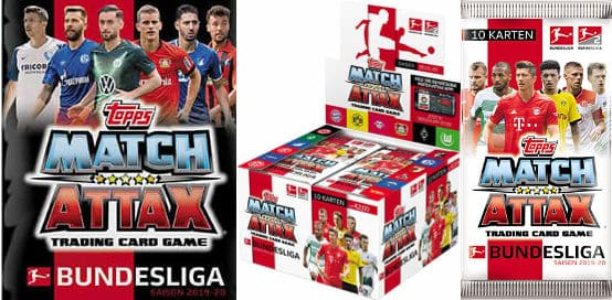 Topps Bundesliga Match Attax 2019-2020