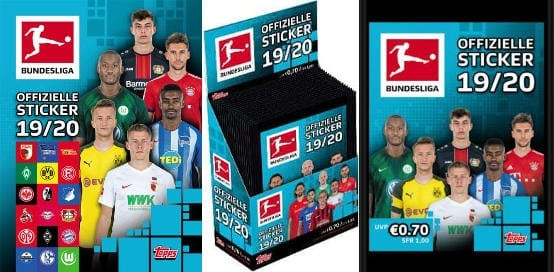 Topps Bundesliga Sticker 2019-2020