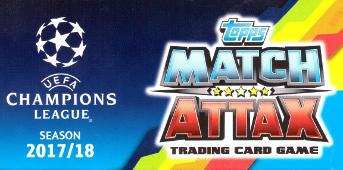 Topps Champions League Match Attax