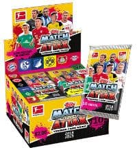 Topps Bundesliga Match Attax 2018/19 Display