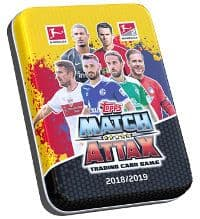 Topps Bundesliga Match Attax 2018/19 Mini-Tin