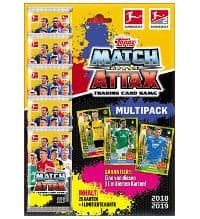 Topps Bundesliga Match Attax 2018/19 Multipack