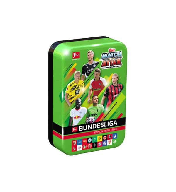 Topps Bundesliga Match Attax 2020/21 - Mega-Tin