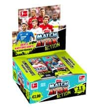 Topps Bundesliga Match Attax Action 2018/19 Display