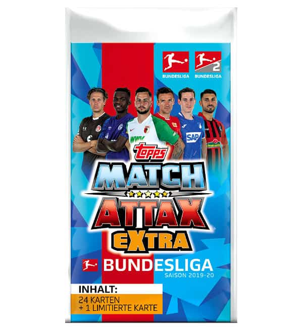 Topps Bundesliga Match Attax EXTRA 2019/20 Blister
