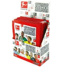Topps Bundesliga Sticker 2018 2019 Display mit 36 Tüten