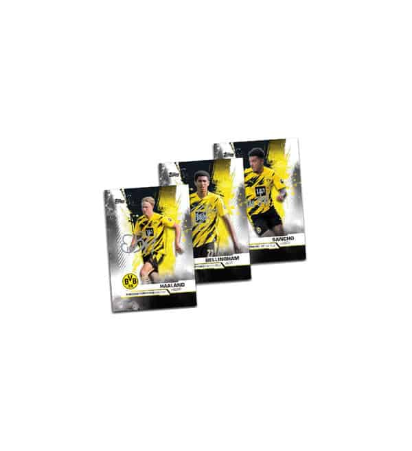 Topps BVB Team Set 2020/21 - Cards