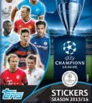 Champions League Sticker