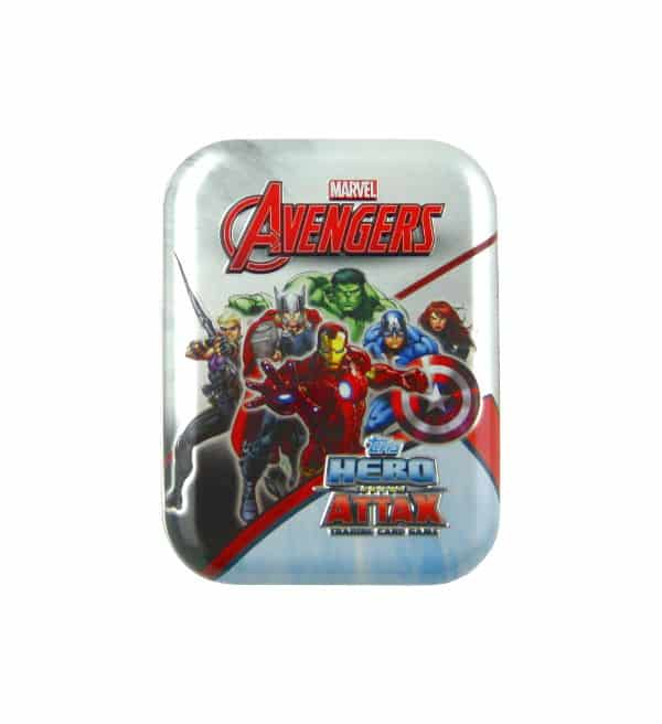 Topps Hero Attax Avengers - Mini Tin