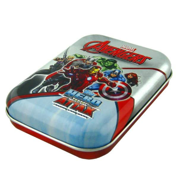 Topps Hero Attax Avengers - Pocket Tin