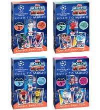 Topps Champions League Match Attax Road To Madrid 19 Boxen-Set